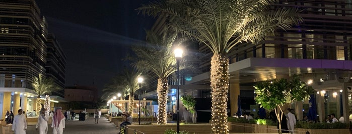 OUD Square is one of Riyadh.