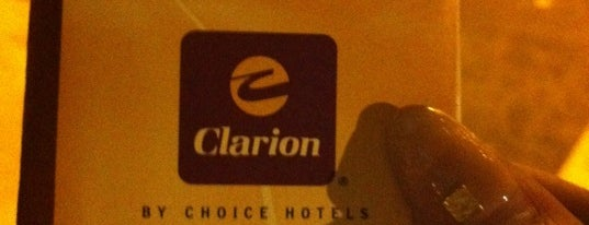 Clarion Hotel - Seattle International Airport is one of Seattle.