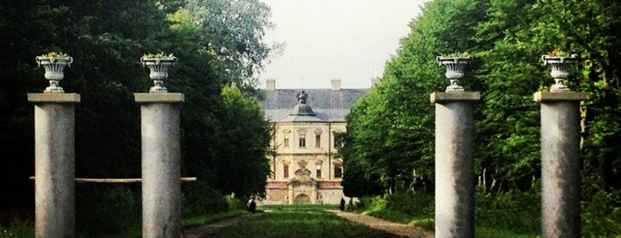 Підгорецький замок / Pidhirtsi Castle is one of Anastasiaさんのお気に入りスポット.