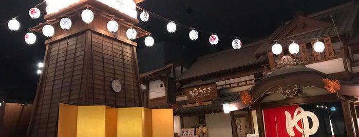 Oedo Onsen Monogatari is one of joo : понравившиеся места.