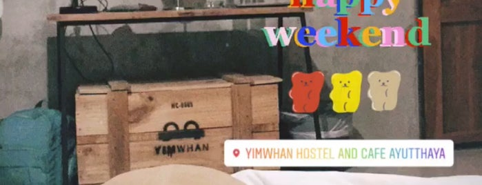 YimWhan Hostel & Cafe is one of Locais curtidos por Sora.