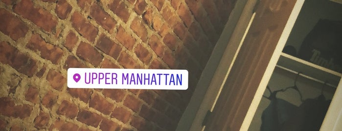 Upper Manhattan is one of Lugares favoritos de Sandra.