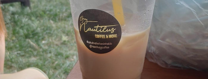 Grey Nautilus Coffee & More is one of muratさんの保存済みスポット.