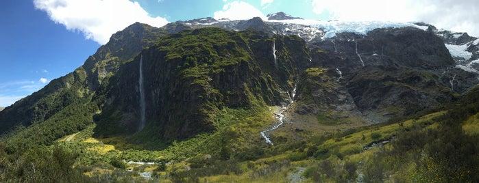 Rob Roy Track is one of Новая Зеландия.