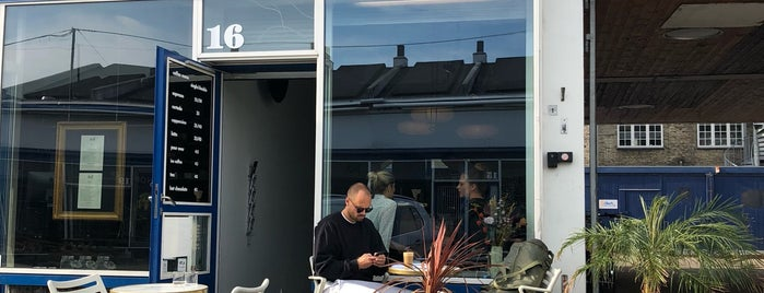 Prolog Coffee Bar is one of Copenhagen 2018.