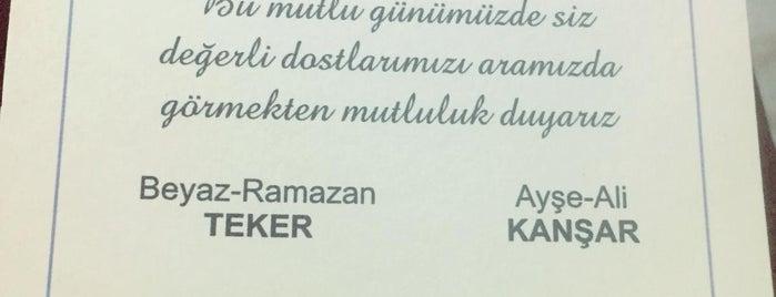 Kestel Konutlar Belediye Düğün Sarayı is one of Murat karacim : понравившиеся места.