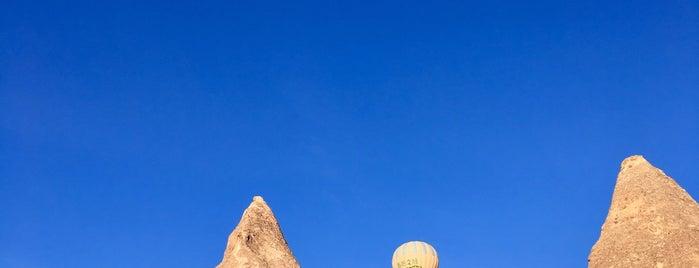 Kapadokya Balloons Take - Off is one of Locais curtidos por Özge.