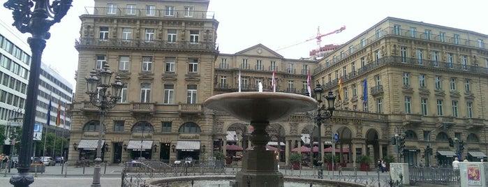 Kaiserplatz is one of Frankfurt 🇩🇪.