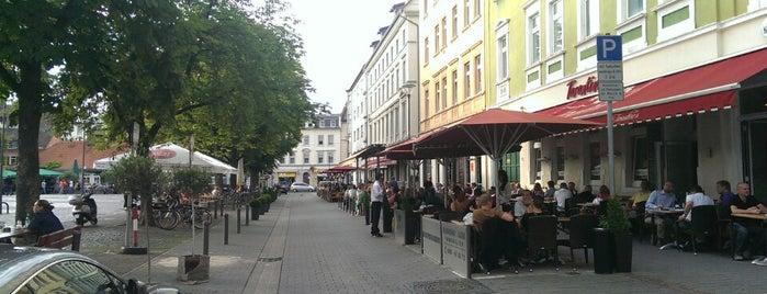 Wilhelmsplatz is one of daily.