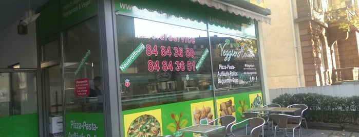 Veggie House is one of Vegan Options.