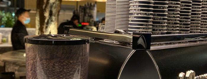 8Oz Speciality Coffee is one of Riyadh Cafes.