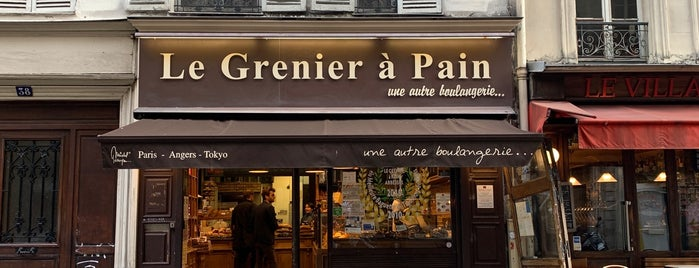 Le Grenier à Pain is one of Paris.
