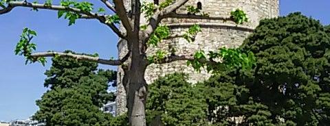 Torre Blanca is one of Lugares favoritos de Figen.