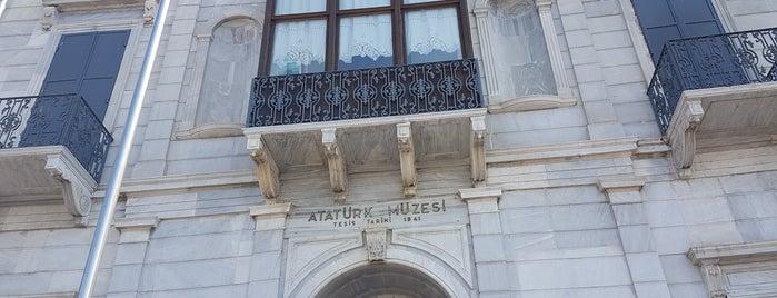 Atatürk Müzesi is one of Orte, die Figen gefallen.