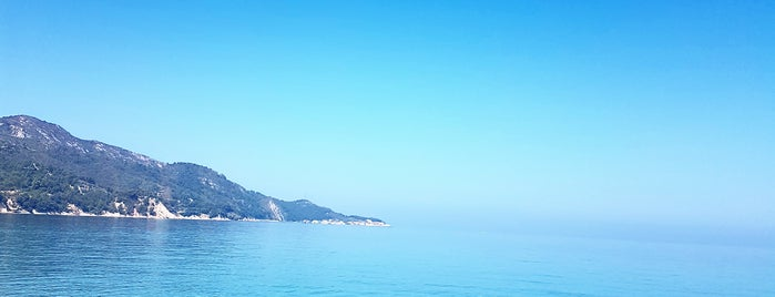 Kokkari Beach is one of Figenさんのお気に入りスポット.