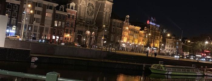 Kamperbrug (Brug 285) is one of Amsterdam.