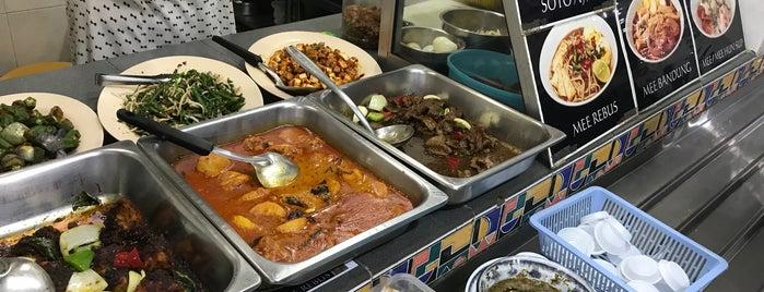 PNB Darby Park Foodcourt is one of Locais curtidos por Rahmat.