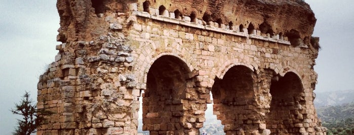 Tralleis is one of ANCIENT LOCATIONS IN TURKEY.