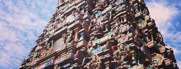 Sri Mahamariamman Temple is one of Trips / Thailand.