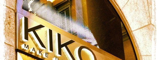 Kiko Flagship Store is one of Lieux qui ont plu à Anna.
