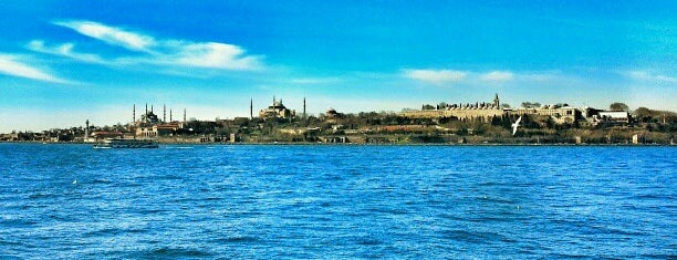 Sarayburnu is one of Istanbul.