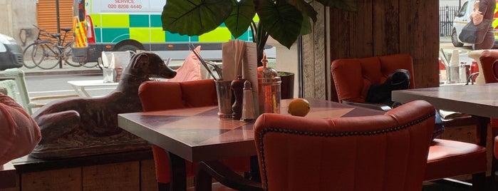 Bill's Restaurant is one of สถานที่ที่บันทึกไว้ของ Rut.