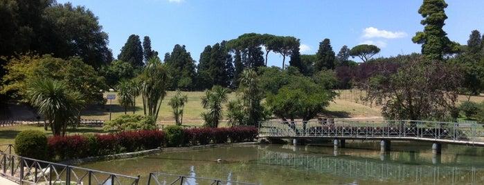 Villa Doria Pamphilj is one of Rome / Roma.