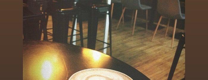 BUCK Coffee Roasters is one of Kyiv.