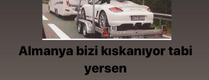 İskenderun Körfezi is one of สถานที่ที่ MUZAFFER ถูกใจ.