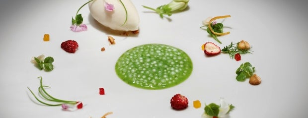 Restaurant Vendôme is one of the world's best restaurants.