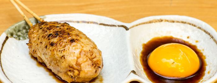 Tori Shin is one of Eater's Three- and Four-Star Restaurants in NYC.