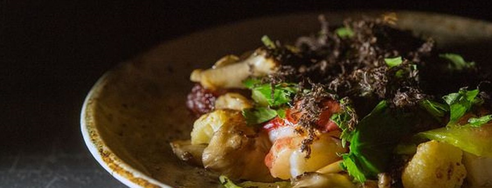 Shuko is one of Eater's Three- and Four-Star Restaurants in NYC.