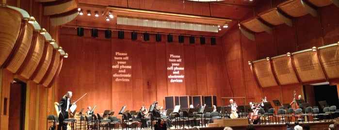 New York Philharmonic is one of The New Yorkers: Extracurriculars.