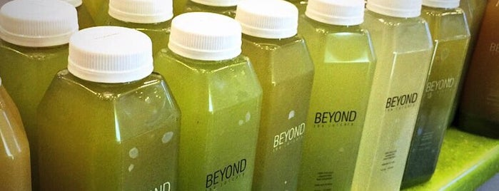 Beyond Juice is one of 50 Cult-Favorite Juice Bars.