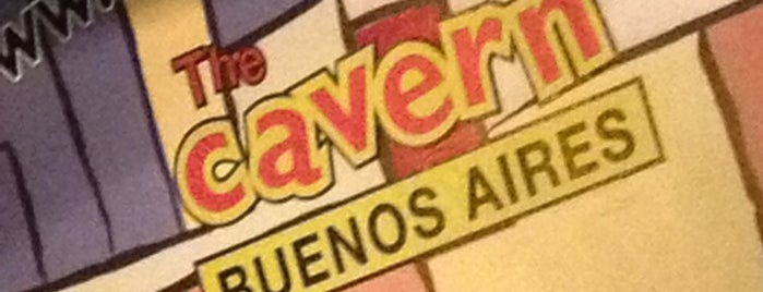 The Cavern Buenos Aires is one of Restó.