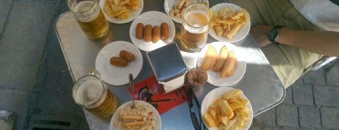 Bar Tomás is one of Viva Barcelona!.