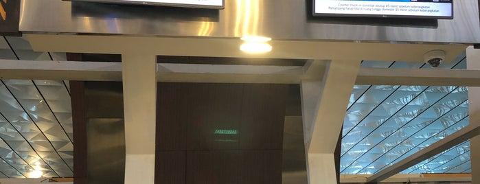 Garuda Indonesia Domestic Check-In Counter is one of Fadlul : понравившиеся места.