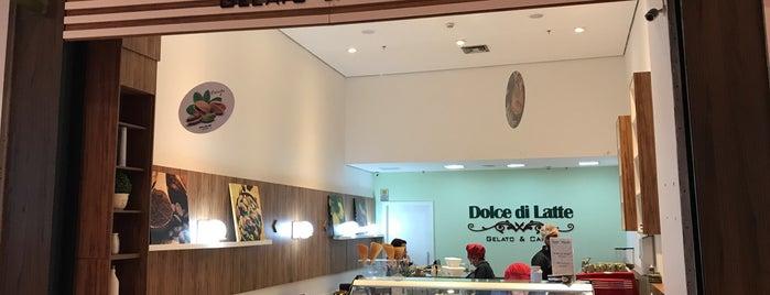 Dolce di Latte is one of Melhores Sorvetes do Brasil.