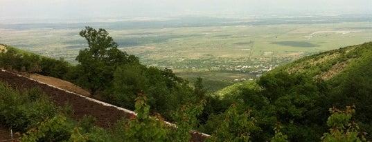 Bodbe Monastery | ბოდბის მონასტერი is one of Posti che sono piaciuti a Anton.