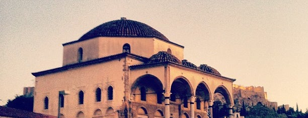 Μουσείο Ελληνικής Λαϊκής Τέχνης (Museum of Greek Folk Art - Old Mosque) is one of Must see: Museums in Athens.