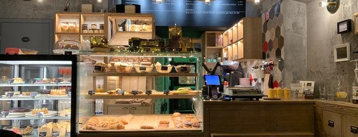 Crustum Bakery Pilies is one of Vilnius.