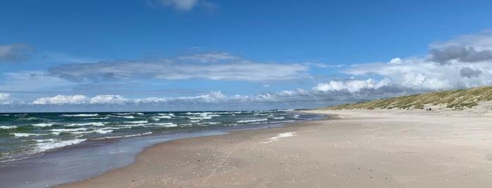 Baltic Sea (Smiltynė) is one of Klaipeda.