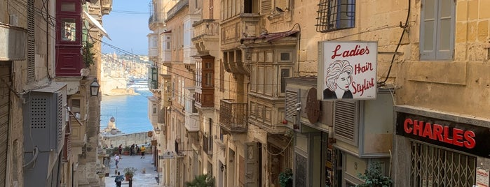Cafe Society is one of Malta.