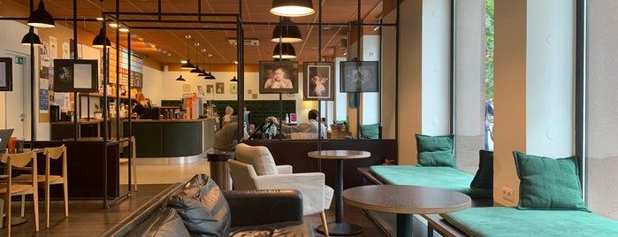 Coffee Inn is one of Klaipeda.