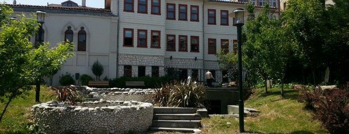 Sertarikzade Kültür Merkezi is one of Enes'in Beğendiği Mekanlar.