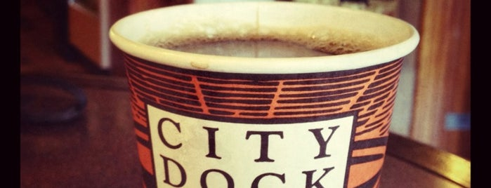 City Dock Cafe is one of Coffee & Cafe's.