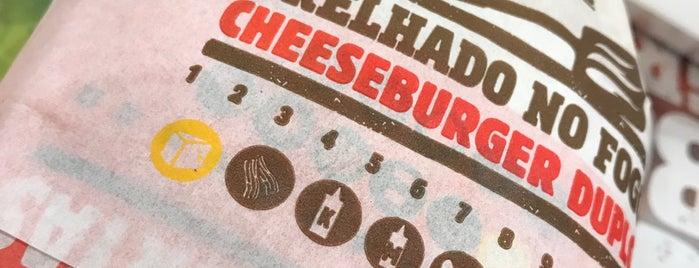 Burger King is one of สถานที่ที่ Osvaldo ถูกใจ.