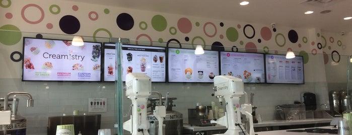 Creamistry is one of Locais curtidos por Kim.