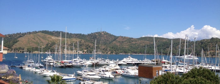 Yacht Boutique Hotel is one of Fethiye.