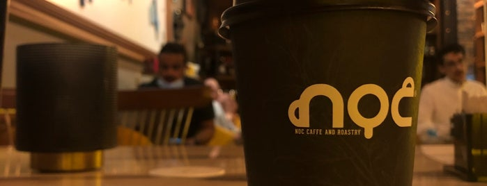 NOC Caffe & Roastry is one of Queen: сохраненные места.